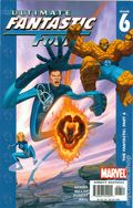Ultimate Fantastic Four (2004) 6DF.SIGNED