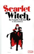 Scarlet Witch TPB (2021 Marvel) By James Robinson The Complete Collection 1-1ST