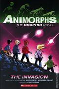 Animorphs GN (2020 Scholastic) 1-REP
