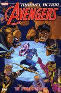 Marvel Action Avengers TPB (2019- IDW/Marvel) 4-1ST