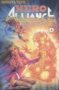 Hero Alliance Quarterly (1991) 4