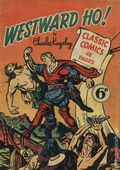 Classic Comics (Australian 1947-1949 Ayers & James) 12