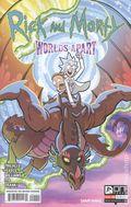 Rick and Morty Worlds Apart (2021 Oni Press) 1
