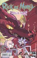 Rick and Morty Worlds Apart (2021 Oni Press) 1B