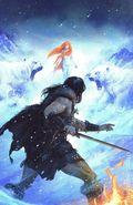 Cimmerian The Frost Giant's Daughter (2020 Ablaze) 3E