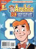 Archie 80th Anniversary Jumbo Comics Digest (2021 Archie) 1