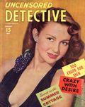 Uncensored Detective (1942) True Crime Magazine Vol. 8 #8