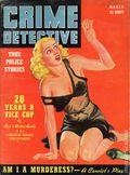 Crime Detective (1938-1953 1st Series) True Crime Magazine Vol. 1 #4