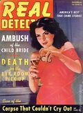 Real Detective (1931-1957 Sensation) True Crime Magazine Vol. 50 #6