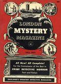 London Mystery Magazine (1949-1957 Ziff Davis Publishing) Digest 21