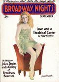 Broadway Nights (1928-1932 King Publishing) Magazine Vol. 4 #9