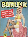 Burlesk (1942 Your Guide Publications) Magazine Vol. 1 #1