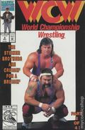 WCW World Championship Wrestling (1992 Marvel) 9
