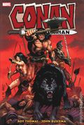 Conan the Barbarian Omnibus HC (2018- Marvel) 4A-REP