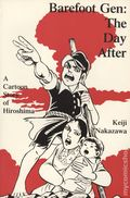 Barefoot Gen TPB (1988-1989 New Society) A Cartoon Story of Hiroshima 2nd Edition 2-1ST