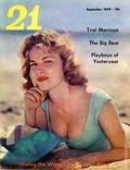 21 (1955-1960 Monogram Publications) Magazine Vol. 5 #4