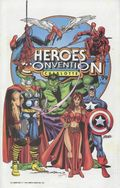 Heroes Convention Program Book Charlotte (1992) 1999