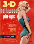 3-D Hollywood Pin-Ups (1954 Three-D Magazines) 1