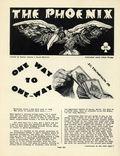 Phoenix (1942 Walter Gibson) Fanzine 60