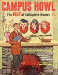 Campus Howl (1959 Campus Publications) Magazine Vol. 1 #2