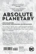 Absolute Planetary HC (2021 DC Black Label) 1-1ST