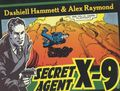 Secret Agent X-9 TPB (1990 Kitchen Sink) 1-1ST