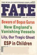 Fate Magazine (1948-Present Clark Publishing) Digest/Magazine Vol. 40 #1
