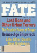 Fate Magazine (1948-Present Clark Publishing) Digest/Magazine Vol. 39 #8