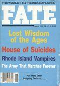 Fate Magazine (1948-Present Clark Publishing) Digest/Magazine Vol. 38 #8
