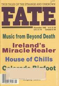 Fate Magazine (1948-Present Clark Publishing) Digest/Magazine Vol. 41 #11