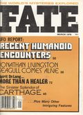 Fate Magazine (1948-Present Clark Publishing) Digest/Magazine Vol. 31 #3