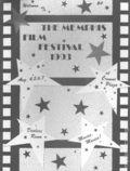 Memphis Film Festival (1982) Program Book AUGUST 1993