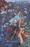 Medieval Lady Death Belladonna (2005) 1/2 1B