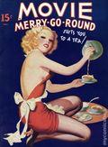 Movie Merry-Go-Round (1936-1939 Periodical House) Vol. 3 #5
