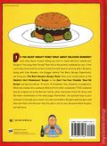 Bob's Burgers Burger Book HC (2021 Kingswell) Real Recipes for Joke Burgers 2nd Edition 1-1ST