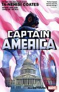 Captain America TPB (2019- Marvel) By Ta-Nehisi Coates 4-1ST