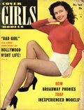 Cover Girls Models (1949-1955 Models Publishing Co.) Magazine Vol. 1 #12