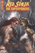 Red Sonja The Superpowers (2021 Dynamite) 2A