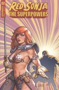 Red Sonja The Superpowers (2021 Dynamite) 2B
