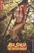 Red Sonja The Superpowers (2021 Dynamite) 2E