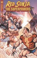Red Sonja The Superpowers (2021 Dynamite) 2I