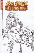 Red Sonja The Superpowers (2021 Dynamite) 2J