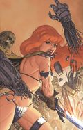 Red Sonja The Superpowers (2021 Dynamite) 2K