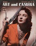 Amateur Art and Camera (1950-1961 Camerarts Publishing) Magazine Vol. 3 #8