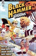 Black Hammer Visions (2021 Dark Horse) 1A