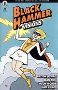 Black Hammer Visions (2021 Dark Horse) 1C