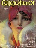 College Humor (1921-1934 Collegiate World Publishing) Vol. 16 #2