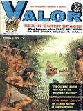Valor For Men (1957-1959 Skye Publishing) Vol. 3 #3
