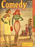 Comedy Magazine (1951-1966 Timely Features) Digest 12