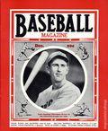 Baseball Magazine (1908-1957 Baseball Magazine Co.) Dec 1936
